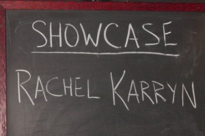 Rachel Karryn showcase Oct. 10, 2013 001