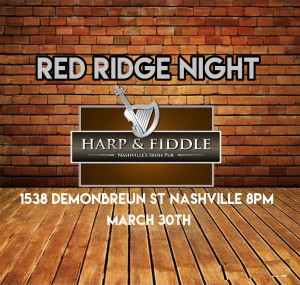 Red Ridge Ad Harp and Fiddle