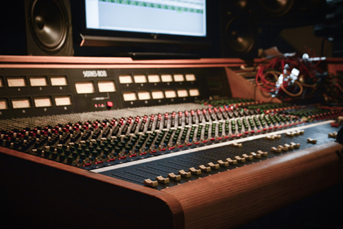 Red Ridge Mixing Board
