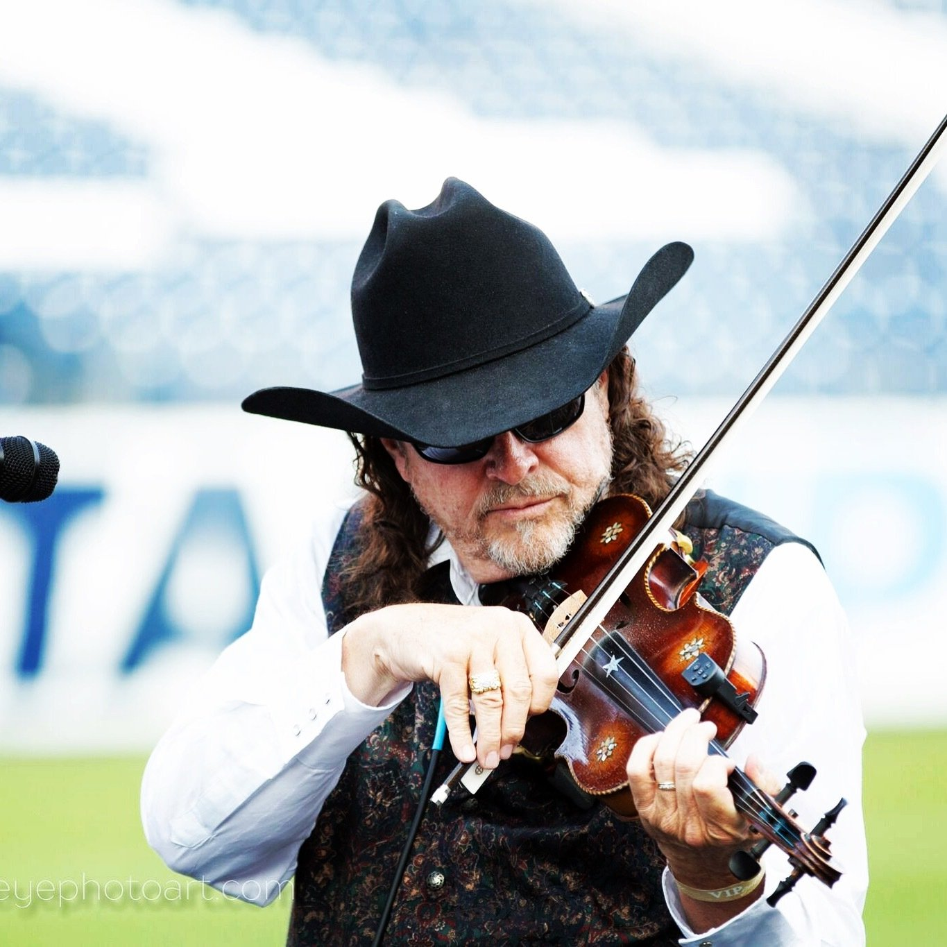 Hyram Posey- Western Swing Fiddle Player